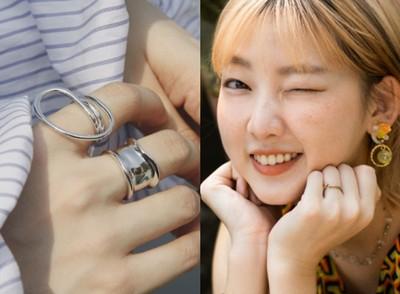4間平價「高質感飾品」!極簡銀飾、串珠項鍊 戴上就和別人不一樣