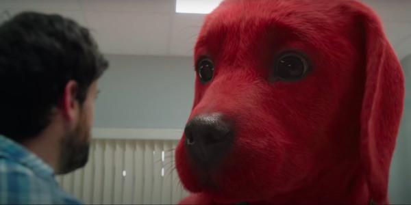 ▲▼ 《大紅狗克里弗》(Clifford)。(圖/翻攝自YouTube/派拉蒙影片 官方頻道)