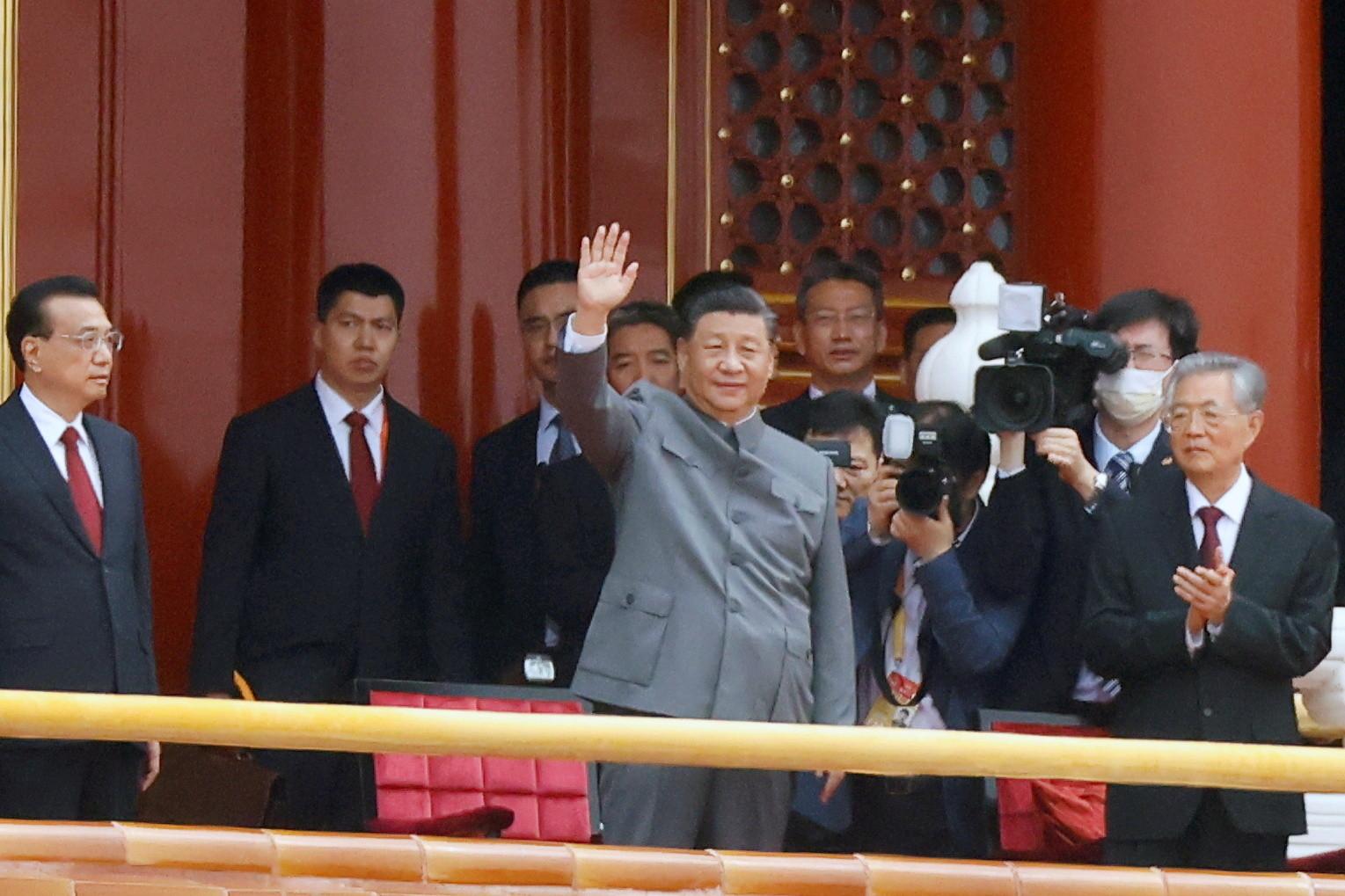 中共,黨慶,習近平,歷史定位,毛澤東,鄧小平,胡錦濤,江澤民,意識形態,穩定壓倒一切,和平演變,兩個一百,韜光養晦,中國模式,中國夢