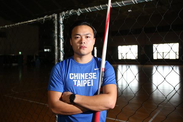 鄭兆村東奧標槍目標89公尺以上擲進前三名 和奪牌壓力共存