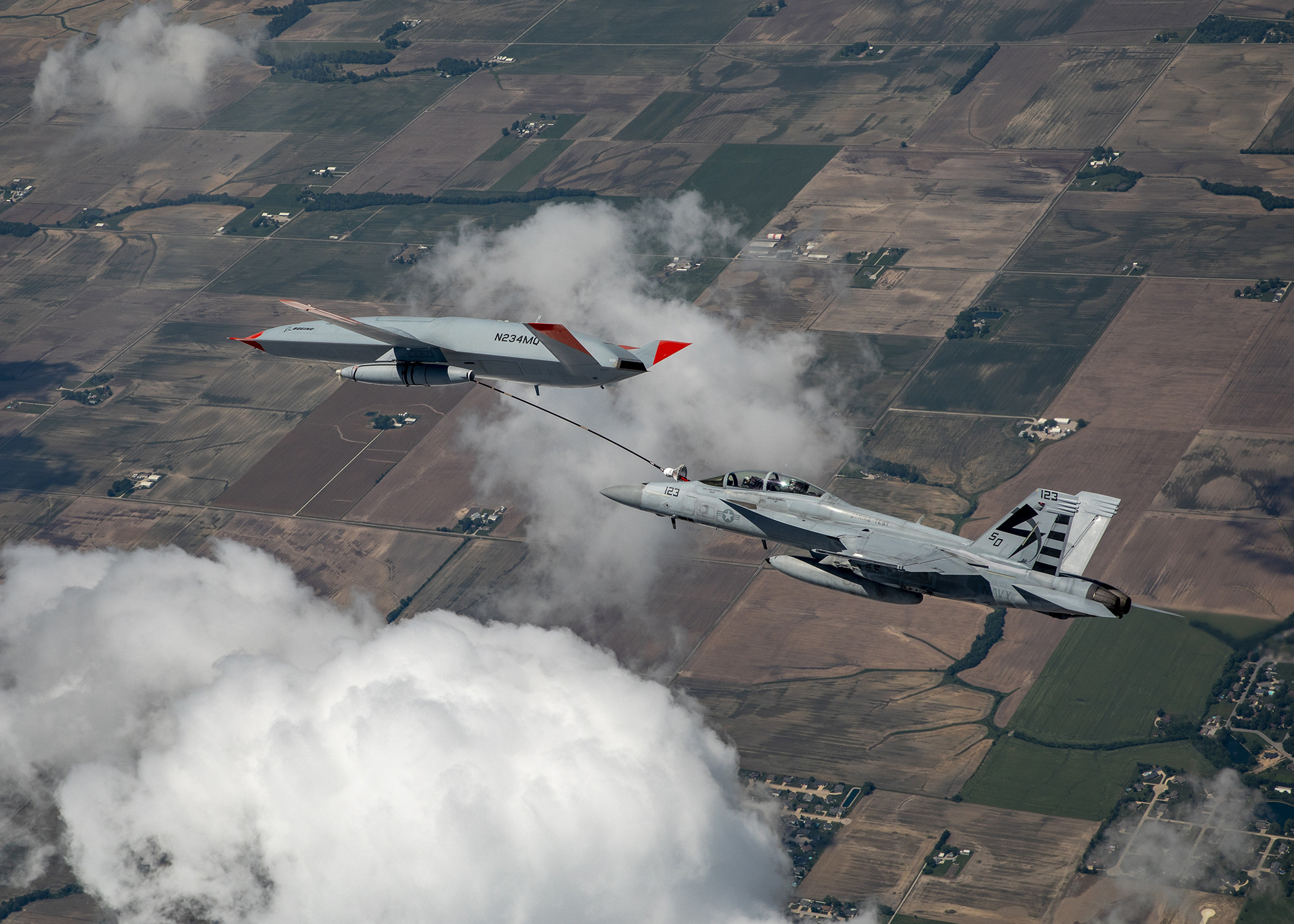 MQ-25,波音,美國,海軍,空中加油機,反潛機
