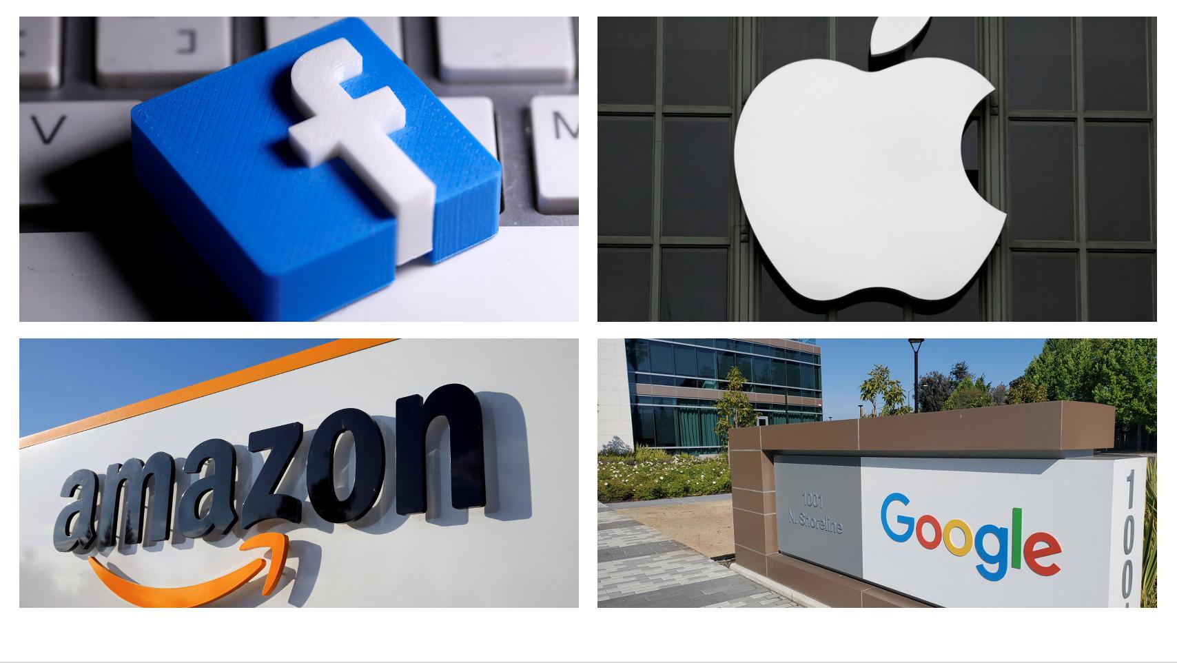 拜登,公平交易,亞馬遜,蘋果,臉書,反托拉斯法,微軟,英特爾,壟斷