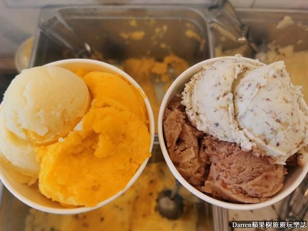 細緻不甜膩!桃園佛心「綿綿冰小山」 酸甜芒果、金桔口味太欠吃