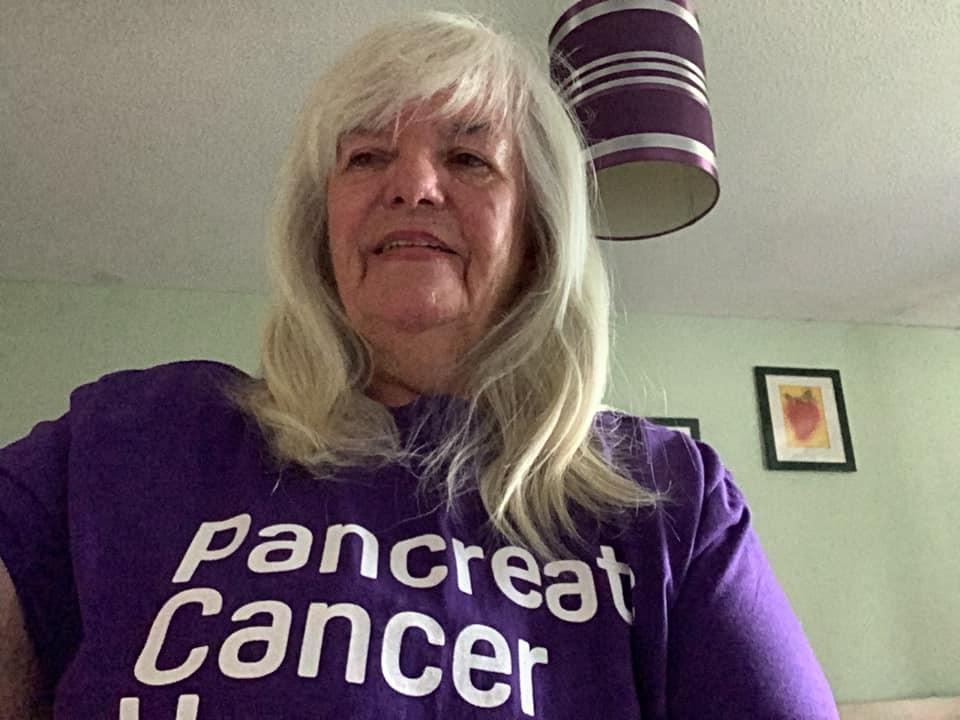 ▲▼82歲嬤捐髮被拒絕(圖/翻攝自Facebook/Aimee Fuller&Sheila Martin)
