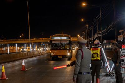 泰國連3日確診飆升!政府祭最嚴格防疫限制:20日起擴大封鎖範圍