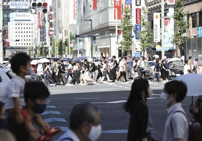 東京狂增1979例確診!東奧開幕倒數1天 疫情「爆炸式失控」