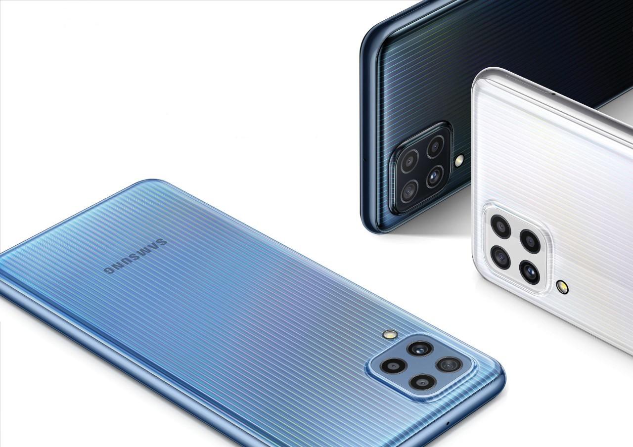▲▼三星宣布在台推出全新線上獨賣機種Galaxy M32。(圖/三星提供)