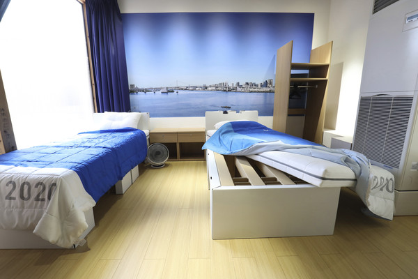 LIFE・經典/東奧選手村「紙板床」被嫌棄? 背後設計大有玄機| ET Fashion | ETtoday新聞雲