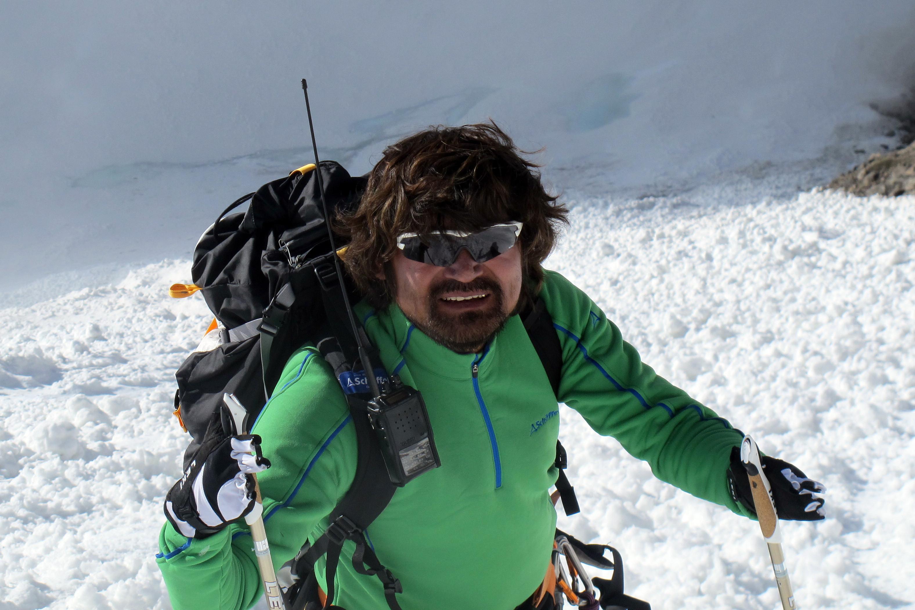 ▲▼金洪彬日前宣布完成布洛阿特峰登頂。(圖/達志影像)