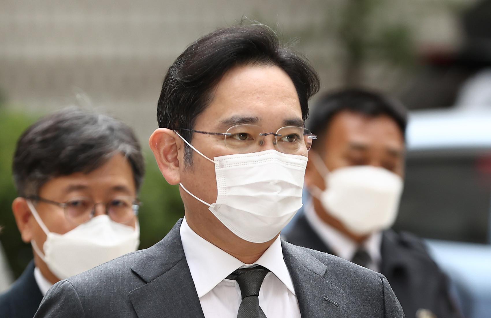 ▲▼外傳三星電子副會長李在鎔有望於8月15日光復節獲得特赦、或是假釋出獄。(圖/CFP)