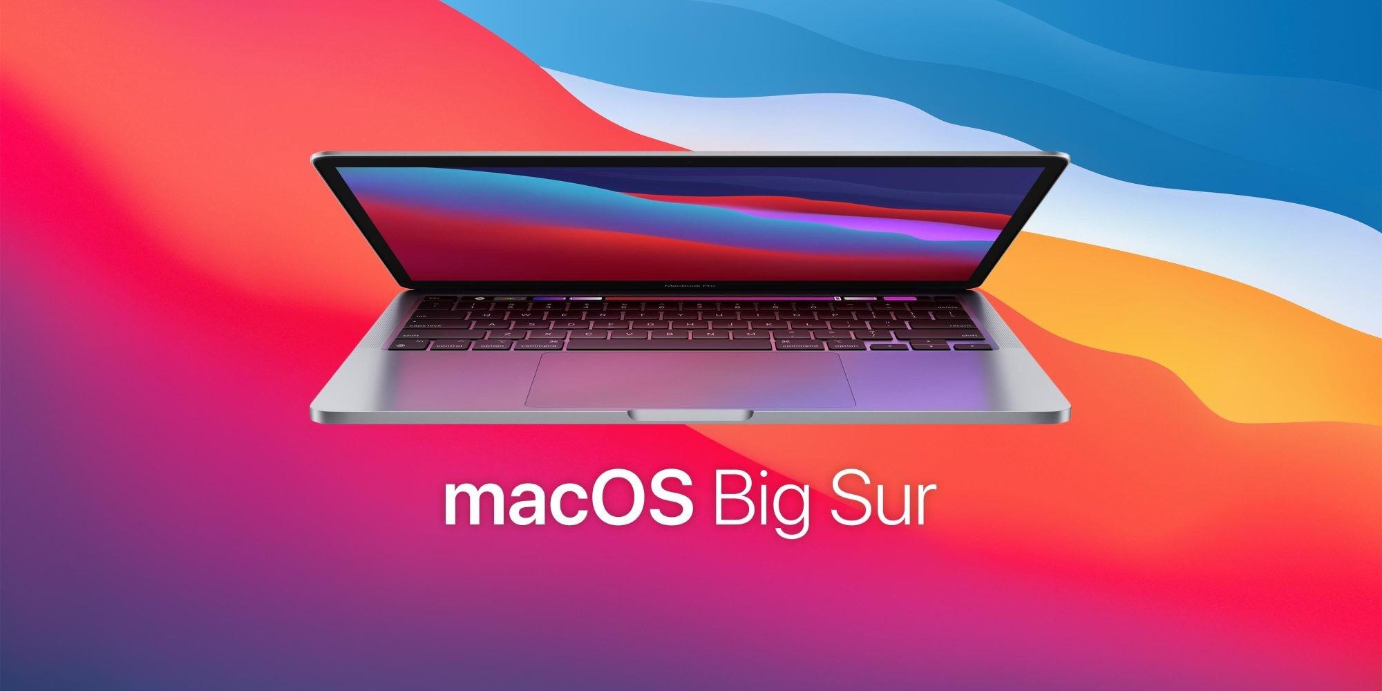 ▲▼蘋果推出macOS Big Sur 11.5更新。(圖/取自9to5mac)