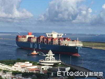 貨櫃船租金最高翻11倍 攬貨公司租來運貨「利潤」估仍有3百萬美元