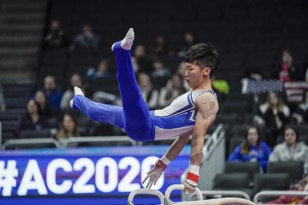 李智凱克服里約奧運落馬心魔 東奧體操鞍馬預賽第1晉級