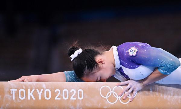 18歲丁華恬奧運首出賽 可惜未能發揮水準