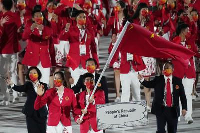 看不懂東奧開幕式成中國熱議話題 台灣也被波及