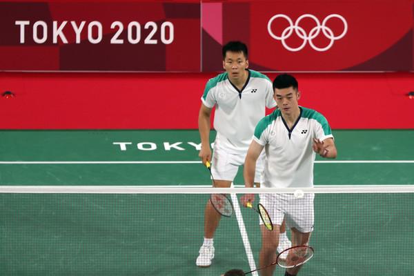 麟洋配力壓世界第1印尼組合 確定晉級東奧男雙8強