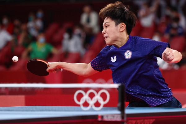 桌球女團第2點單打鄭怡靜落敗 中華0比2日本