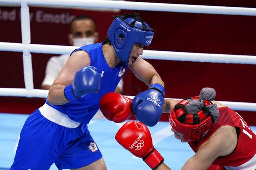 陳念琴挺進8強 台灣睽違49年奧運拳擊勝利