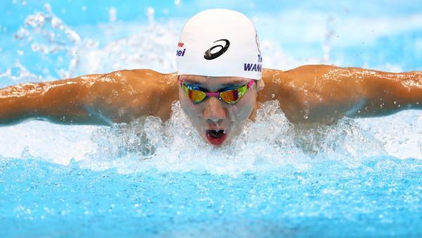 王冠閎果然有奧運奪牌實力 預賽成績比銅牌得主還優秀