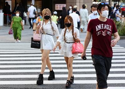 日本首都圈3縣疫情告急 30日擬納入緊急事態地區