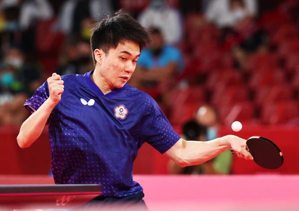 桌球神童對抗大魔王!林昀儒4強對樊振東:打出意想不到的球