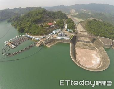 快訊/水利署:一夜豪雨帶來「1億噸」水量 這3大水庫進帳最多!