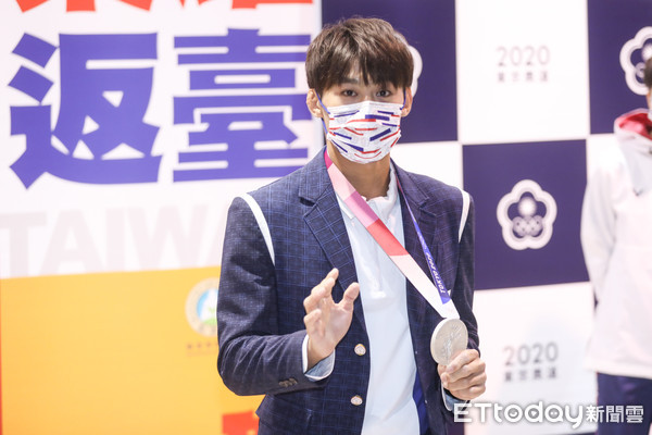 快訊/楊勇緯東奧摘銀 盧秀燕霸氣宣布:激勵金9萬變200萬