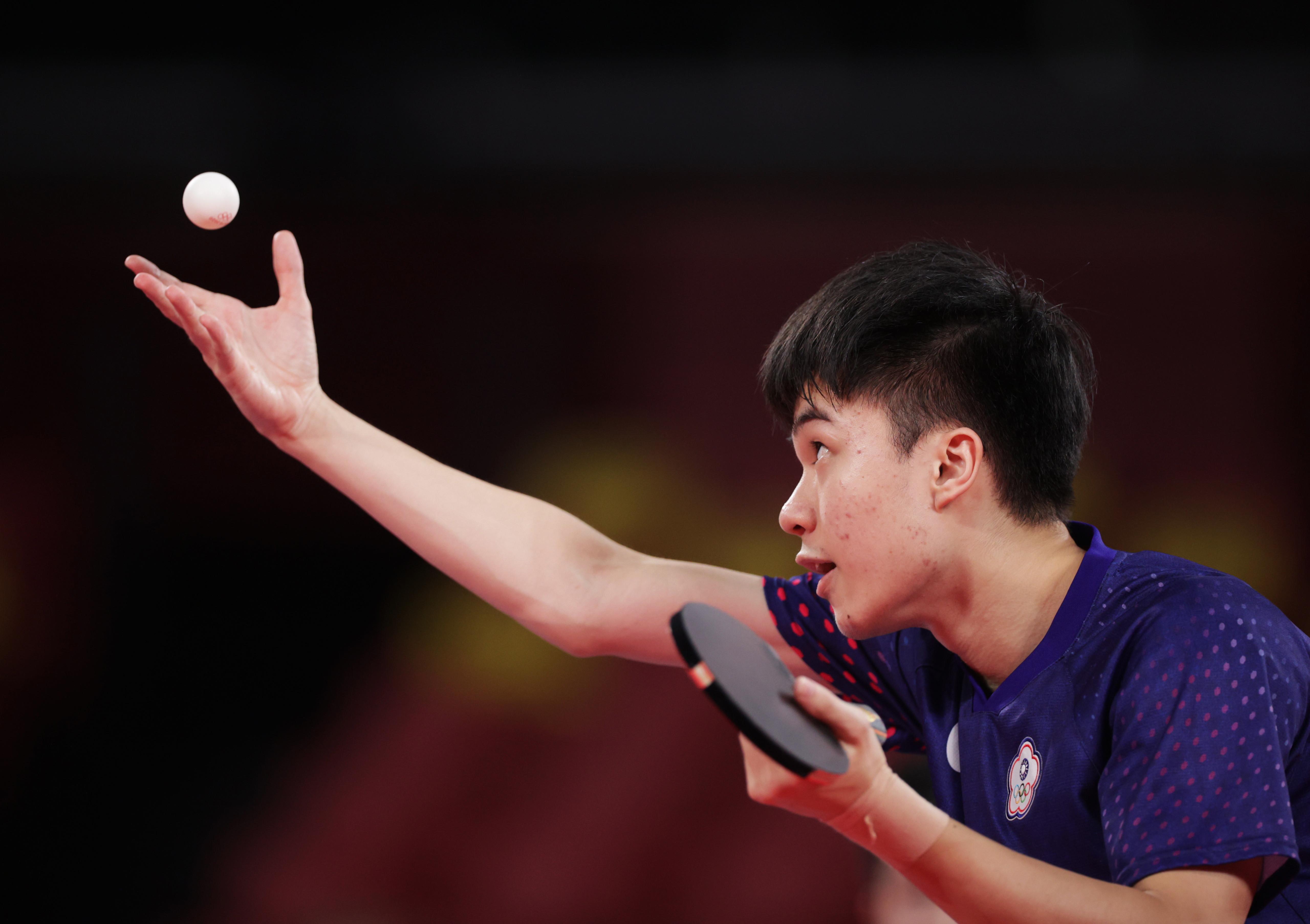 林昀儒,小林同學,樊振東,東京奧運,桌球,體育,沈默殺手,國訓中心,移地訓練,比賽
