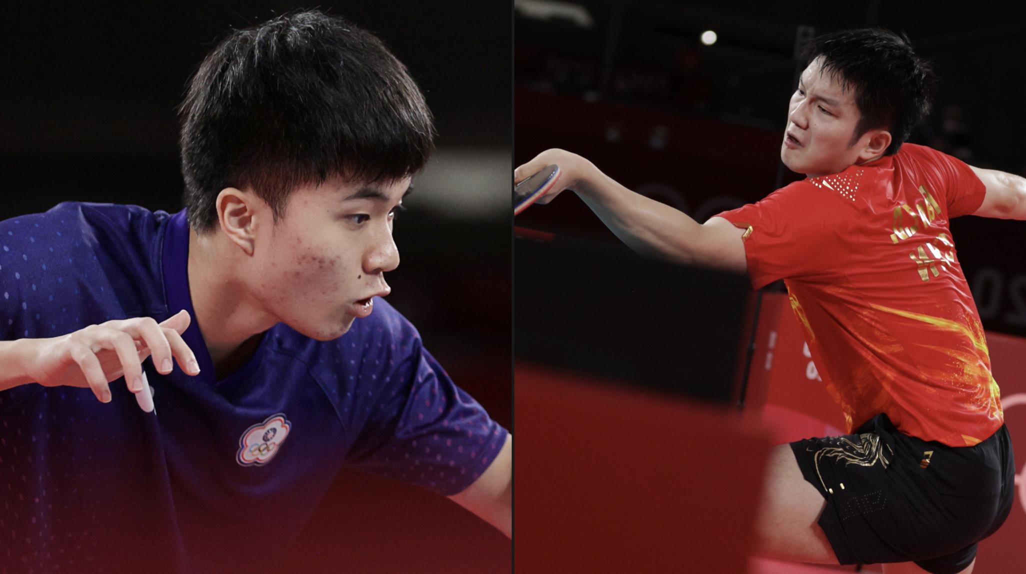 林昀儒,小林同學,樊振東,東京奧運,桌球,體育,沈默殺手