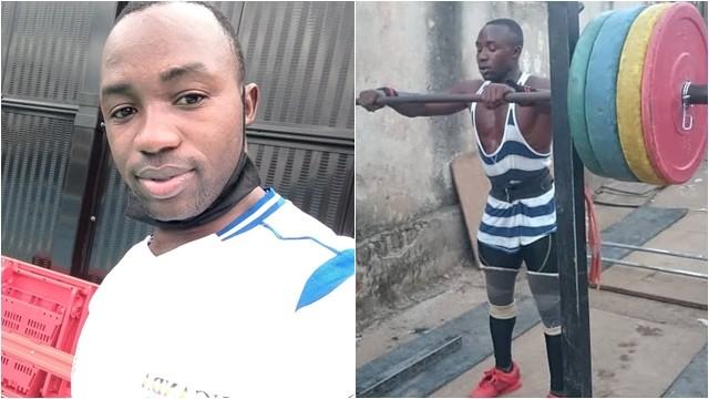▲▼烏干達舉重選手塞奇特列科返國後遭逮捕,其實他沒有出賽資格。(圖/翻攝自Instagram)