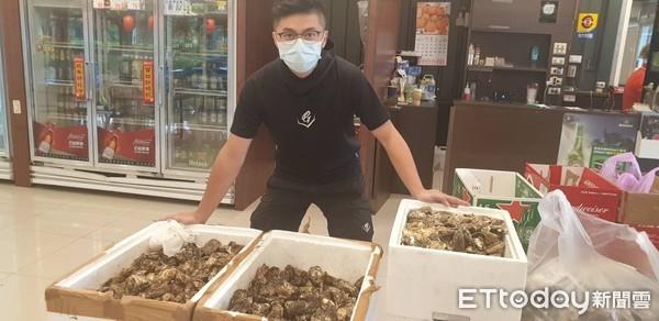 [新聞] 餐廳200斤生蚵慶解封 嘉義疫情突爆禁內