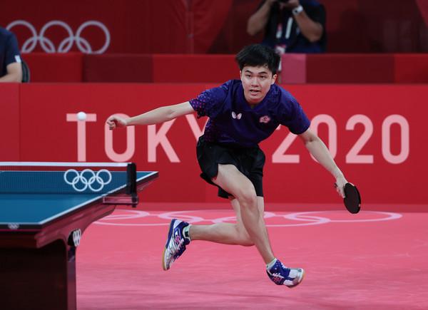 林昀儒成另類鐵人 東奧9天內9戰仍要拚桌球男團賽