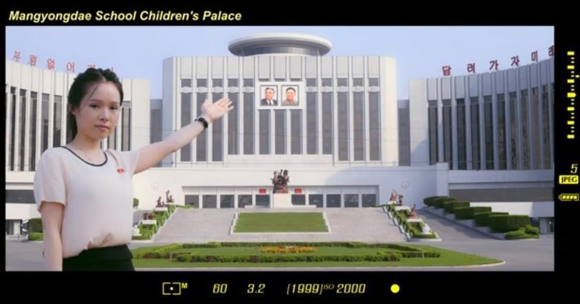 ▲▼北韓官方開設Youtbe頻道,影片採文青式風格進行,主題為透析北韓正妹的當地生活。(圖/翻攝自Youtube)