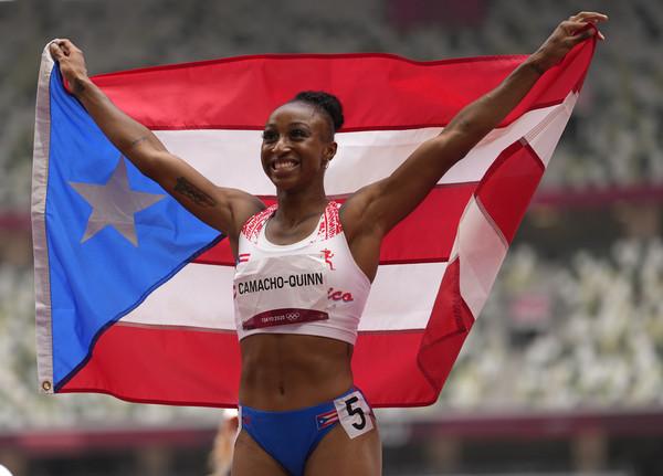 波多黎各女將奪國史第二金 100公尺跨欄12秒26創奧運紀錄