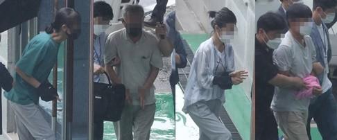 ▲▼南韓清州4名社運人士疑接獲平壤當局指令,公然反對南韓向美軍購F-35A戰機,遭以違反國家保安法罪嫌逮捕羈押。(圖/達志影像)