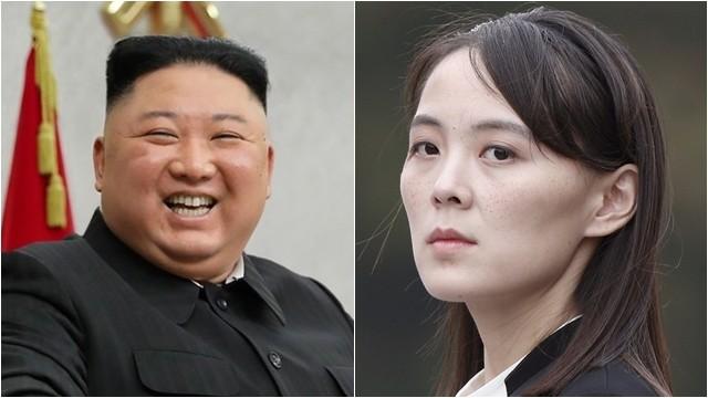 ▲▼研究認為,金正恩、金與正的最終目標為挑撥並弱化南韓與美國之間的關係。(圖/達志影像/美聯社)