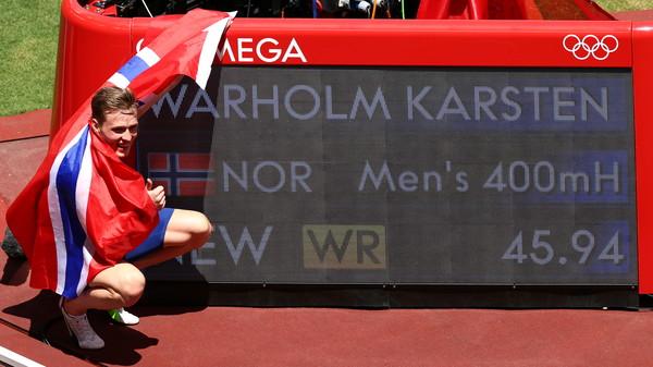 東奧田徑誕生3項世界紀錄正式被認可!男女400欄和女子三級跳遠