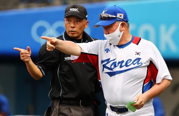 韓國奧運棒球只拿第四被罵翻 總教練金卿文下台