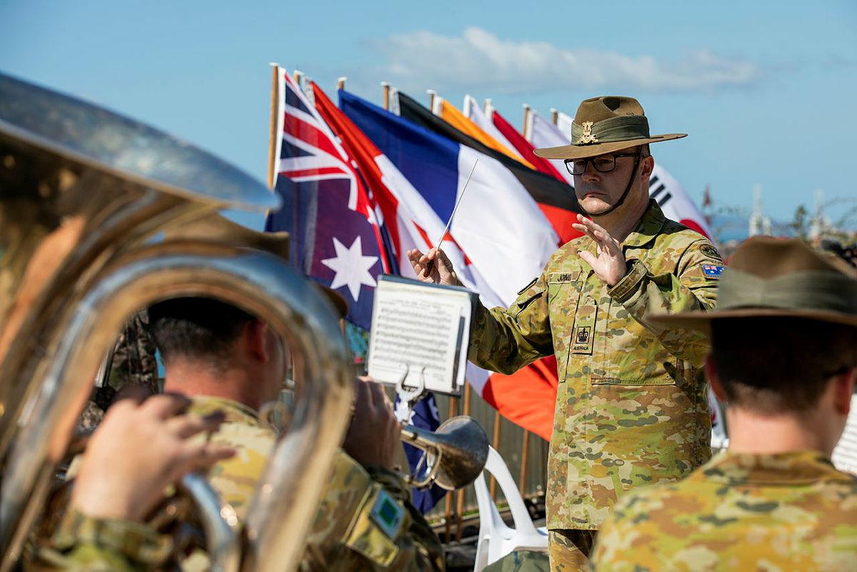 護身軍刀,澳洲,區域局勢,美國,英國,日本,自衛隊,軍事演習,中國