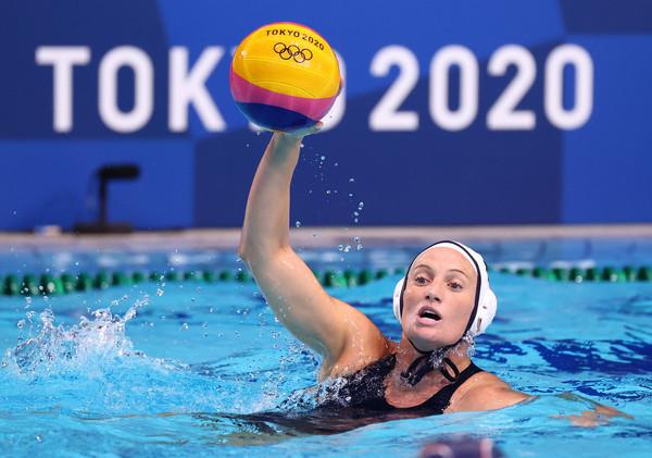 ▲▼ 美國水球奧運選手吉爾克里斯特(Kaleigh Gilchrist) 。(圖/路透)