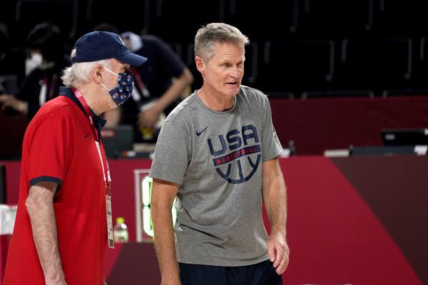 柯爾扛美國男籃新主帥? 表態願在2024年奧運執教