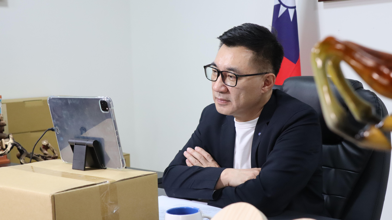 朱立倫,江啟臣,侯友宜,國民黨,2022,2024