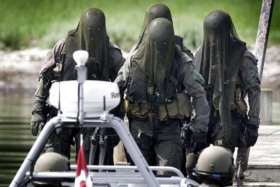 世界特種部隊一覽,光氣勢就嚇死人啦