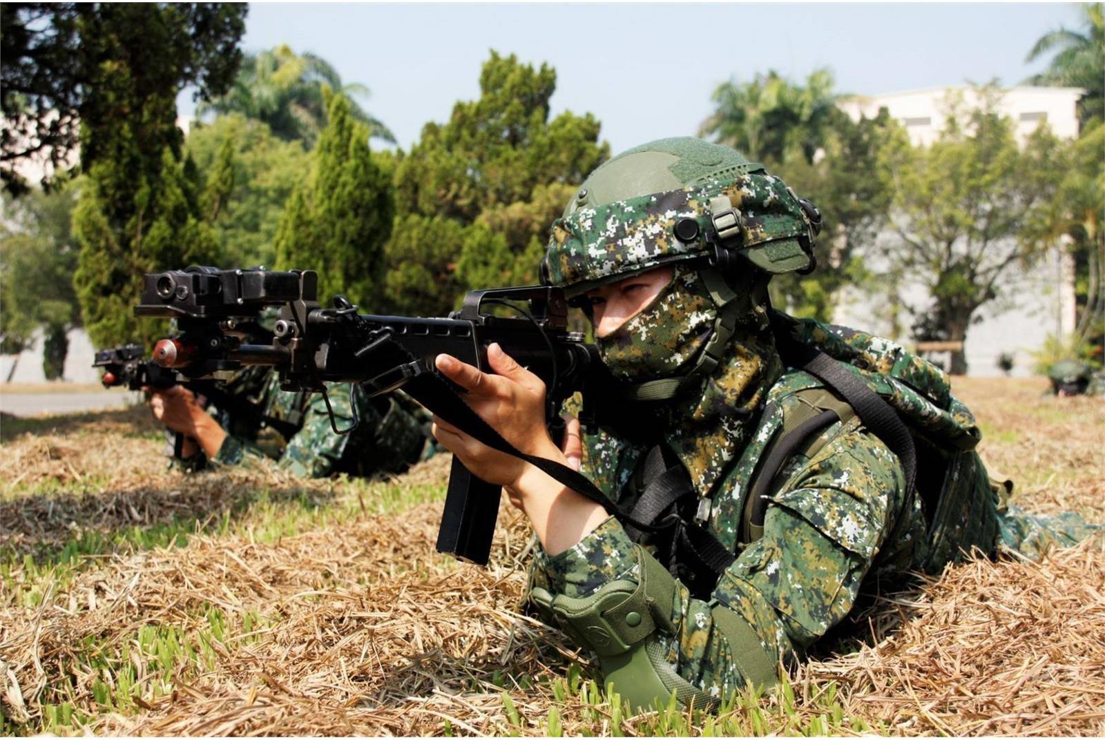 國防部,國軍,審計部,訓練,蚊子館,反恐演習,科技練兵,內政部