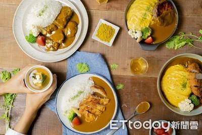 在地蔬果熬煮72小時 金色三麥新品牌「咖哩樹」插旗京站