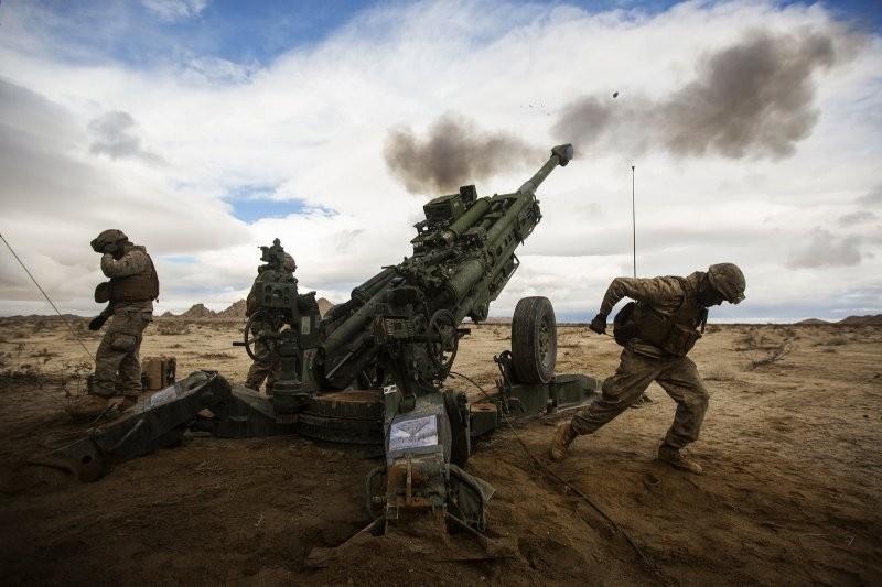美國,台灣,軍購,M109A6,國軍,國防部,陸軍,自走砲,牽引砲,GPS