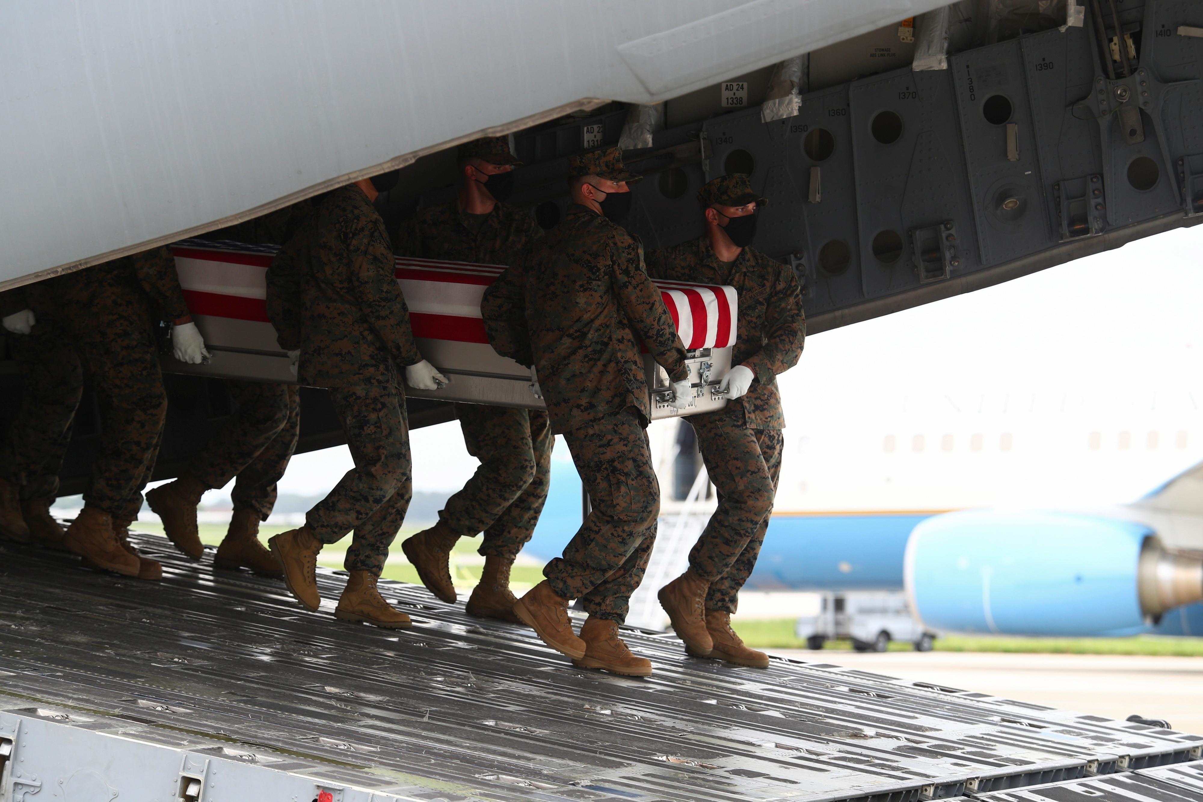 蓋達組織,基地組織,美國,911事件,老布希,小布希,反恐戰爭,賓拉登,阿富汗,喀布爾,伊斯蘭國,中東,塔利班,ISIS-K