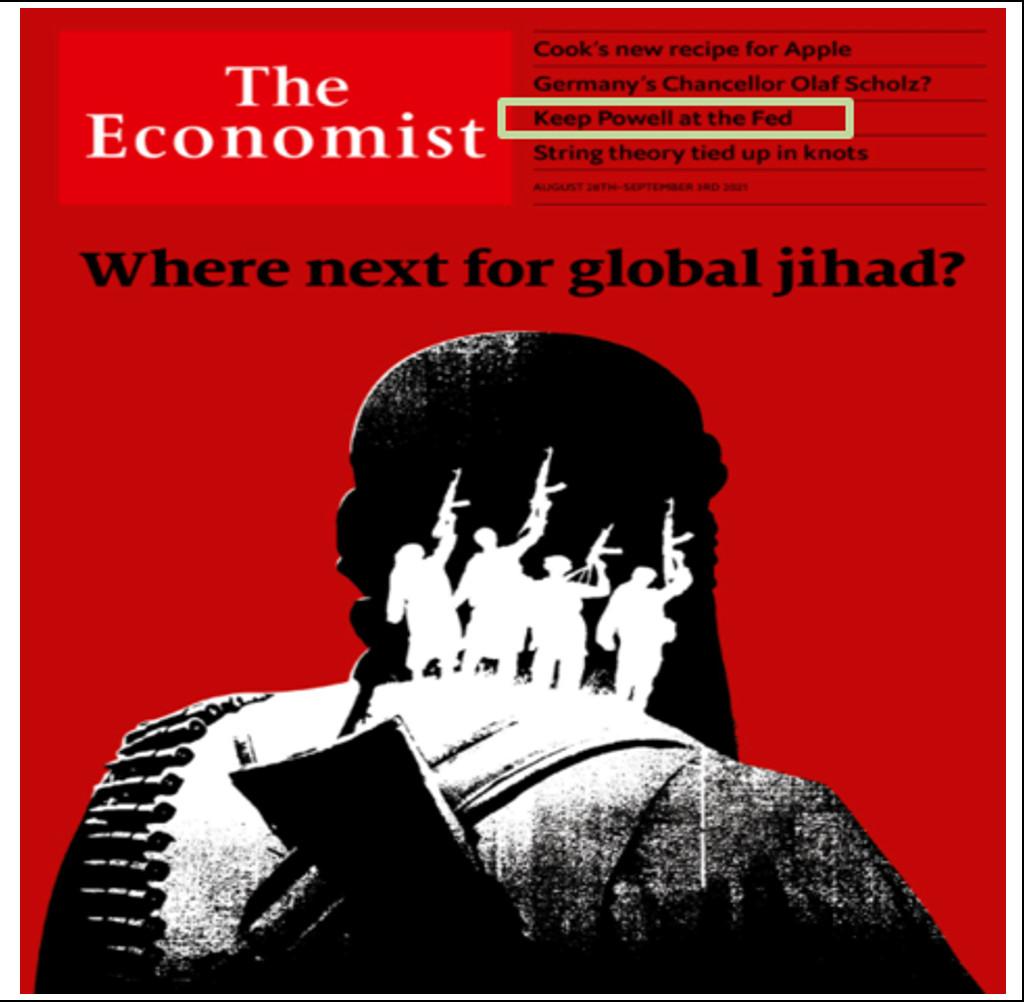 聯準會,經濟學人,全球經濟,美元,拜登,貨幣政策,升息,降息,聯邦基金利率,通膨,失業率,量化寬鬆