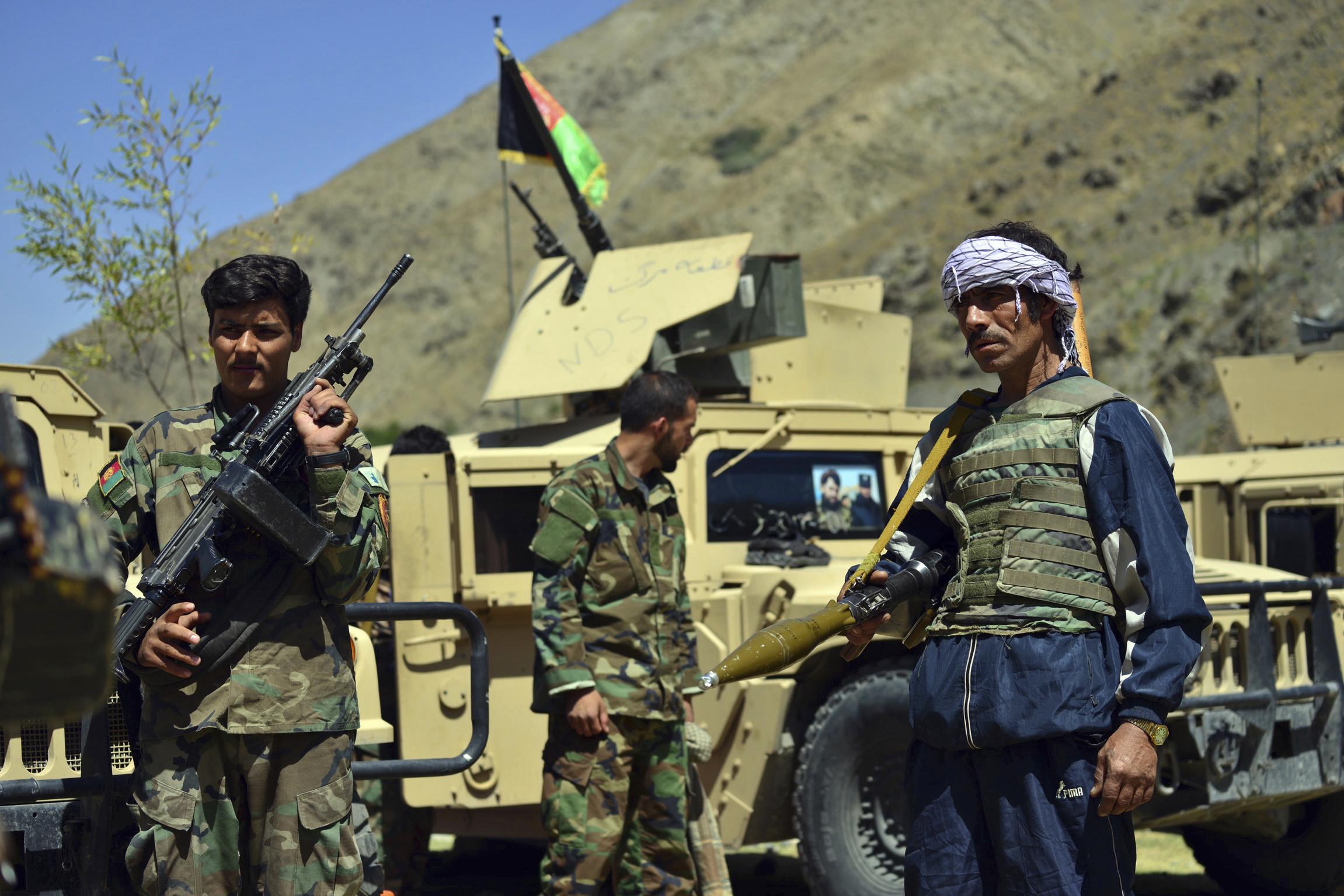 [新聞] 阿富汗反抗軍死守拒投降! 塔利班盼和平