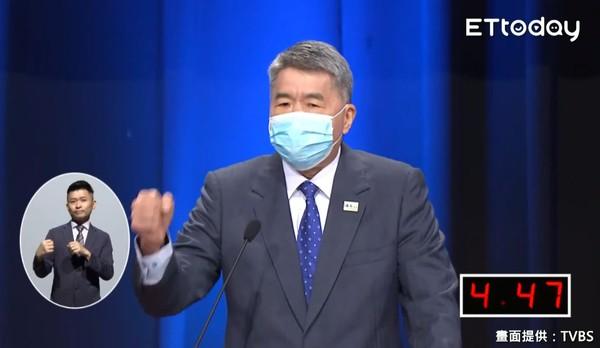 [新聞] 「張亞中好像會當選國民黨主席」 學者:背後有人挺不可小看